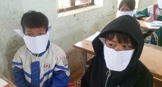 Nghệ An: Sẽ thu hồi thông báo kỷ luật cô giáo đăng ảnh học sinh đeo khẩu trang giấy - Ảnh 1.