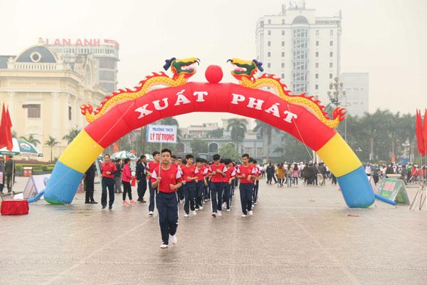 Thanh Hóa: Tổ chức tháng hoạt động TDTT và Ngày chạy Olympic vì sức khỏe toàn dân - Ảnh 1.