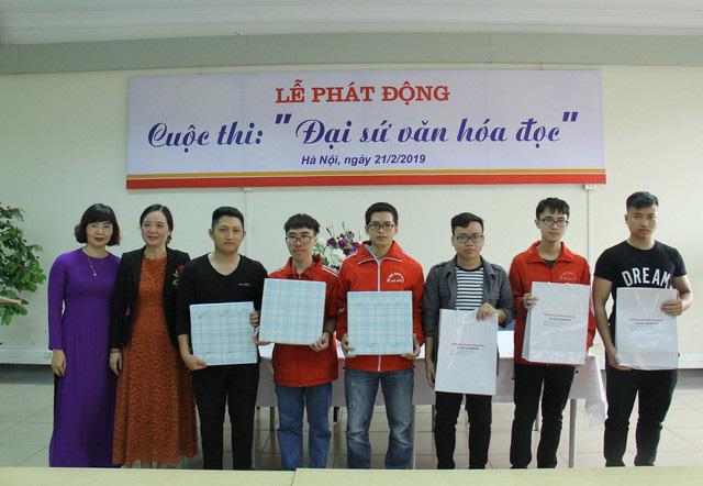 Hướng dẫn triển khai Cuộc thi Đại sứ Văn hóa đọc năm 2020 - Ảnh 1.