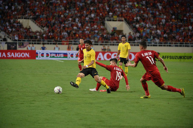 Không hoãn AFF Cup 2020, đội tuyển Việt Nam tiếp tục hành trình bảo vệ ngôi vương - Ảnh 1.