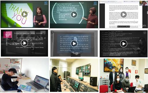 HSSV trung cấp, cao đẳng học trực tuyến, đánh giá kết quả như hình thức đào tạo từ xa, tự học - Ảnh 1.