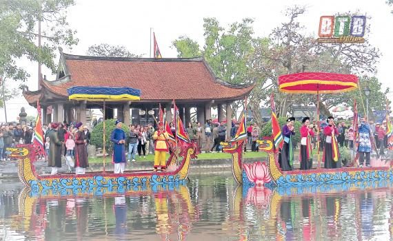 Đặc sắc văn hóa Thái Bình - Ảnh 1.