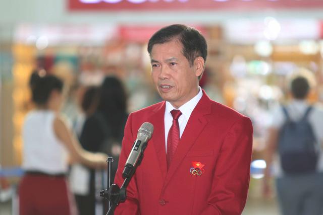 """Phó tổng cục trưởng Tổng cục TDTT Trần Đức Phấn: """"Ở đấu trường Olympic, thể thao Việt Nam đề cao chất lượng hơn số lượng"""" - Ảnh 1."""