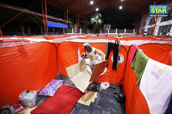 Philippines dựng lều cho người vô gia cư để phòng chống lây nhiễm Covid-19 - Ảnh 5.