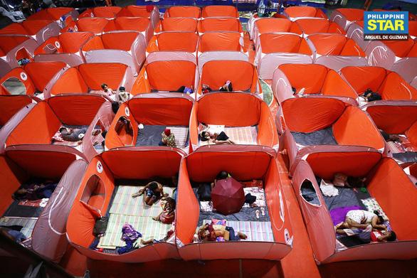 Philippines dựng lều cho người vô gia cư để phòng chống lây nhiễm Covid-19 - Ảnh 6.