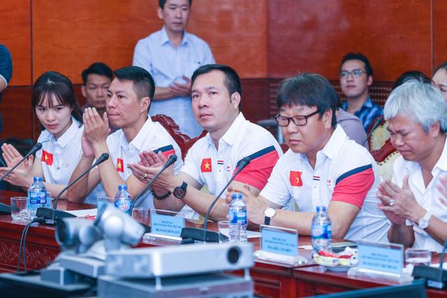 """HLV Nguyễn Thị Nhung: """"Dù hoãn hay lùi Olympic thì chắc chắn kế hoạch của đội tuyển Bắn súng sẽ bị đảo lộn"""" - Ảnh 1."""