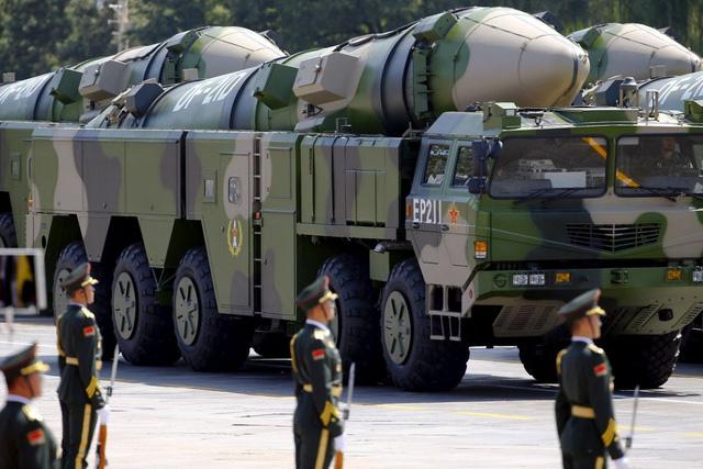 Trung Quốc dùng tên lửa Ukraine thế nào để cải thiện sức mạnh hạt nhân? - Ảnh 1.
