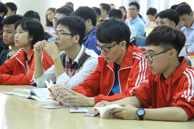 """Tổ chức cuộc thi """"Đại sứ Văn hóa đọc tỉnh Ninh Bình năm 2020"""" - Ảnh 1."""