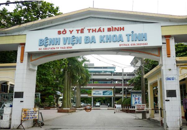 Một Phó khoa Bệnh viện tỉnh Thái Bình bị bắt vì nhận hối lộ - Ảnh 1.