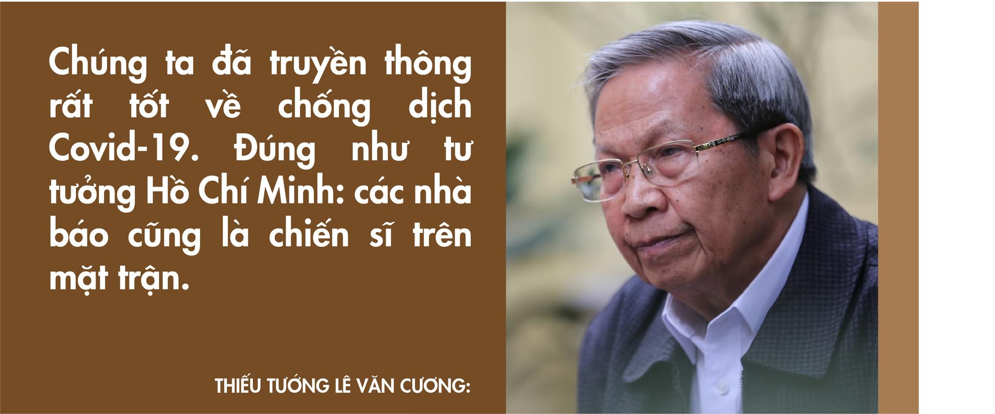 """Thiếu tướng Lê Văn Cương: Chống giặc ngoại xâm cam go, chống """"giặc dịch"""" cũng đầy khó khăn, thử thách   - Ảnh 3."""