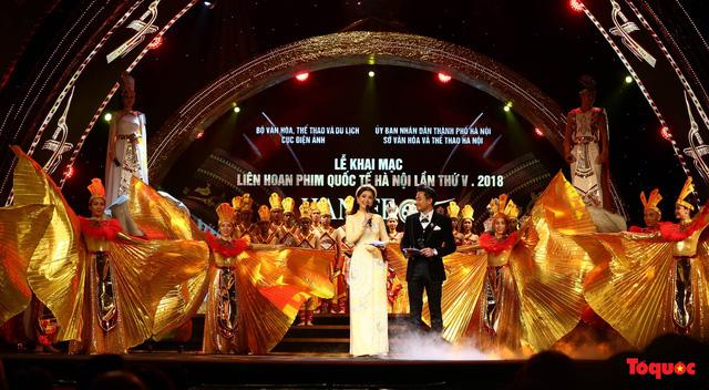 Truyền hình trực tiếp Lễ Khai mạc và Lễ Bế mạc Liên hoan Phim Quốc tế Hà Nội lần thứ VI - Ảnh 1.