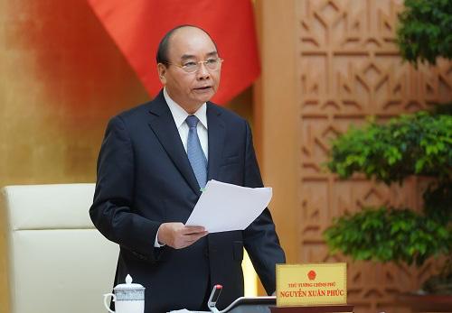 Thủ tướng: Việt Nam chưa từng chùn bước trước khó khăn, luôn mạnh mẽ và đứng cao hơn thách thức - Ảnh 1.