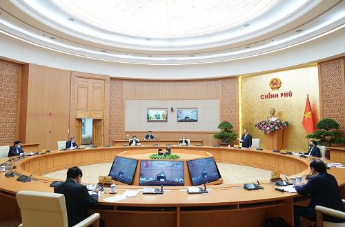 Thủ tướng: Việt Nam chưa từng chùn bước trước khó khăn, luôn mạnh mẽ và đứng cao hơn thách thức - Ảnh 2.