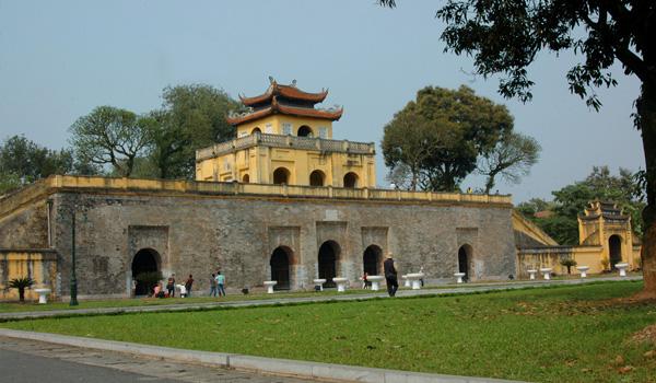 Trung tâm Bảo tồn di sản Thăng Long - Hà Nội xây dựng tour tham quan ảo 360 độ - Ảnh 1.
