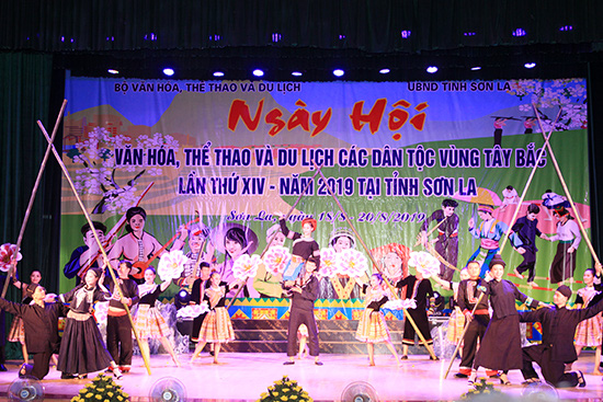 """Sơn La: Tổng kết 10 năm thực hiện Phong trào """"Toàn dân đoàn kết xây dựng đời sống văn hóa"""" giai đoạn 2010-2020 - Ảnh 1."""
