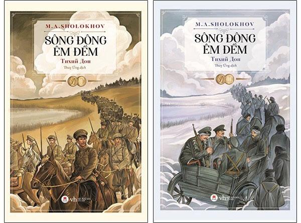 """Tái bản tiểu thuyết """"Sông Đông êm đềm"""" của Sholokhov - Ảnh 1."""