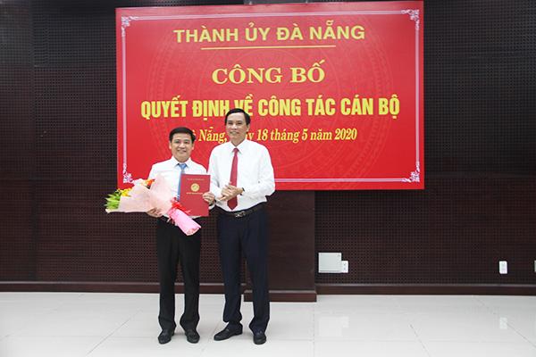 Nhân sự mới TP.HCM, Đà Nẵng - Ảnh 2.