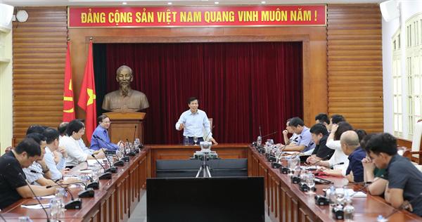 Bộ trưởng Nguyễn Ngọc Thiện: Các đơn vị nghệ thuật phải chú trọng xây dựng những tác phẩm chất lượng cao - Ảnh 1.