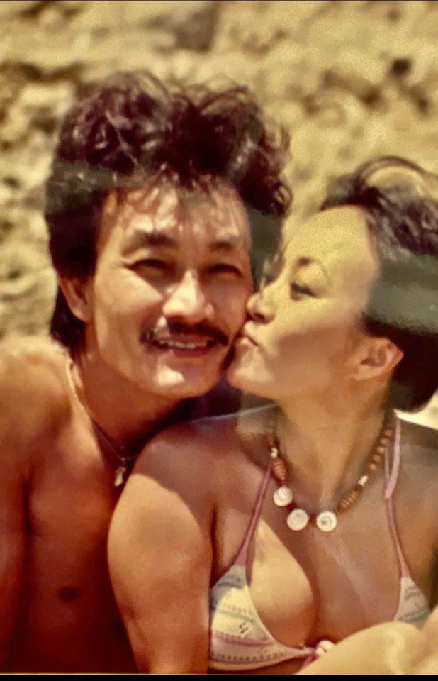Hương Lan lên tiếng khi bị phản ứng vì đăng ảnh mặc bikini cạnh ông xã - Ảnh 3.