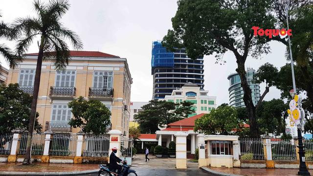 Hơn 500 tỷ đồng cải tạo cơ sở 42 Bạch Đằng làm Bảo tàng Đà Nẵng - Ảnh 1.
