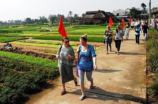 Phát triển du lịch nông thôn gắn với xây dựng nông thôn mới - Ảnh 1.