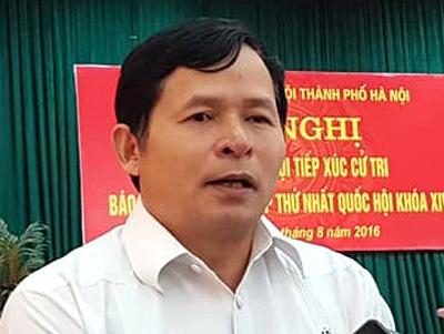 Yêu cầu Chủ tịch UBND huyện Ba Vì kiểm điểm do buông lỏng quản lý đất đai - Ảnh 1.