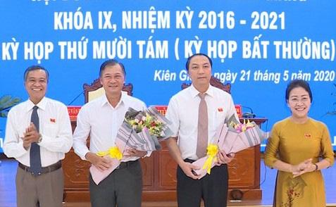 Tân Phó Chủ tịch UBND tỉnh Kiên Giang là ai? - Ảnh 1.