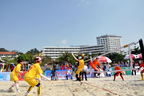 Giải Cầu mây bãi biển Vô địch toàn quốc năm 2020 sẽ diễn ra tại thành phố Đà Nẵng - Ảnh 1.