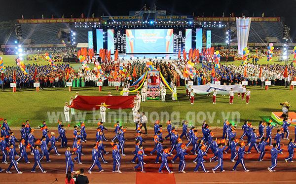 Đại hội Thể dục thể thao các cấp tỉnh Bình Dương năm 2021 – 2022 - Ảnh 1.