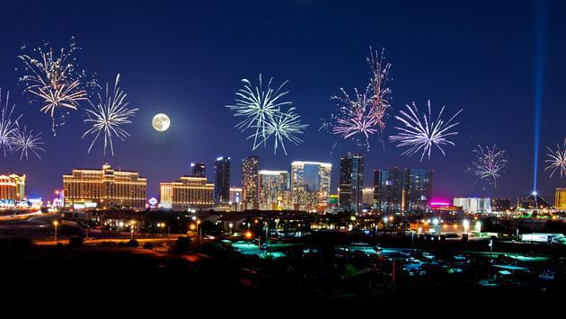 Sòng bài Las Vegas đã sẵn sàng cho ngày quay lại - Ảnh 1.