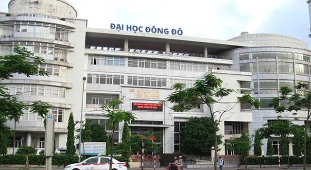 Bắt tạm giam, cấm đi khỏi nơi cư trú 2 bị can trong vụ án xảy ra tại trường Đại học Đông Đô - Ảnh 1.