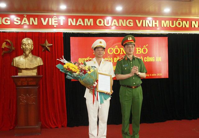 Bổ nhiệm 2 Cục trưởng của Bộ Công an - Ảnh 2.