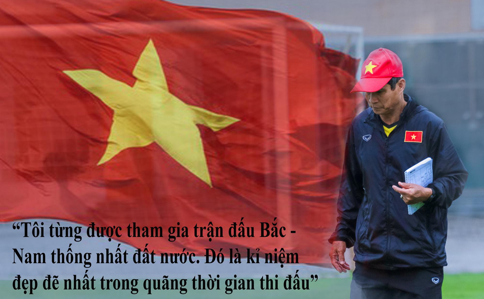 HLV Mai Đức Chung: Con đường đến với đội tuyển nữ Quốc gia là cơ duyên - Ảnh 2.
