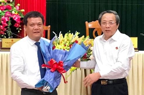 Giám đốc Sở TN&MT được bầu giữ chức Phó Chủ tịch UBND tỉnh Quảng Bình - Ảnh 1.