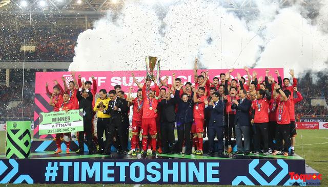 Covid diễn biến khó lường, AFF Cup 2020 có thể dời lịch - Ảnh 1.