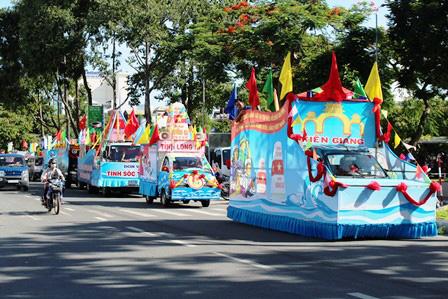 Sở Văn hóa và Thể thao Kiên Giang tăng cường tuyên truyền, nâng cao nhận thức về biển, đảo Việt Nam - Ảnh 1.