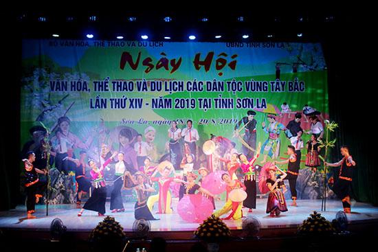 Sơn La: Tôn vinh giá trị văn hóa truyền thống tốt đẹp của các dân tộc thiểu số - Ảnh 1.