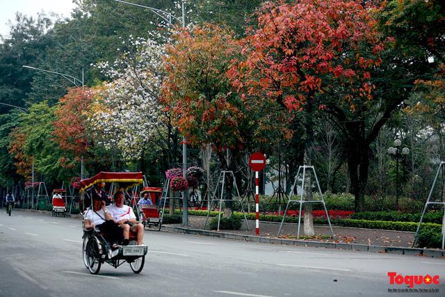 Tiếp tục đẩy mạnh hoạt động quảng bá du lịch Hà Nội - Ảnh 1.