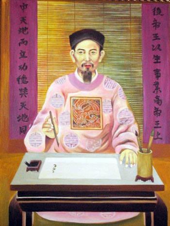 """Phát động cuộc thi """"Sáng tác về thầy giáo Chu Văn An"""" - Ảnh 1."""