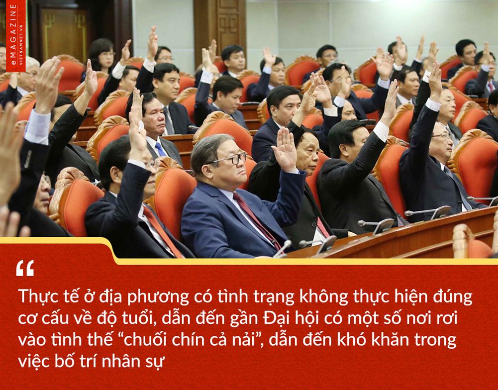 Cách thức giới thiệu trường hợp vào Bộ Chính trị, BCH Trung ương - Ảnh 3.