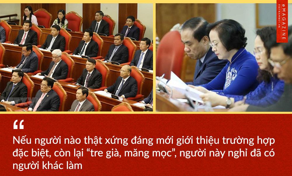 Cách thức giới thiệu trường hợp vào Bộ Chính trị, BCH Trung ương - Ảnh 4.