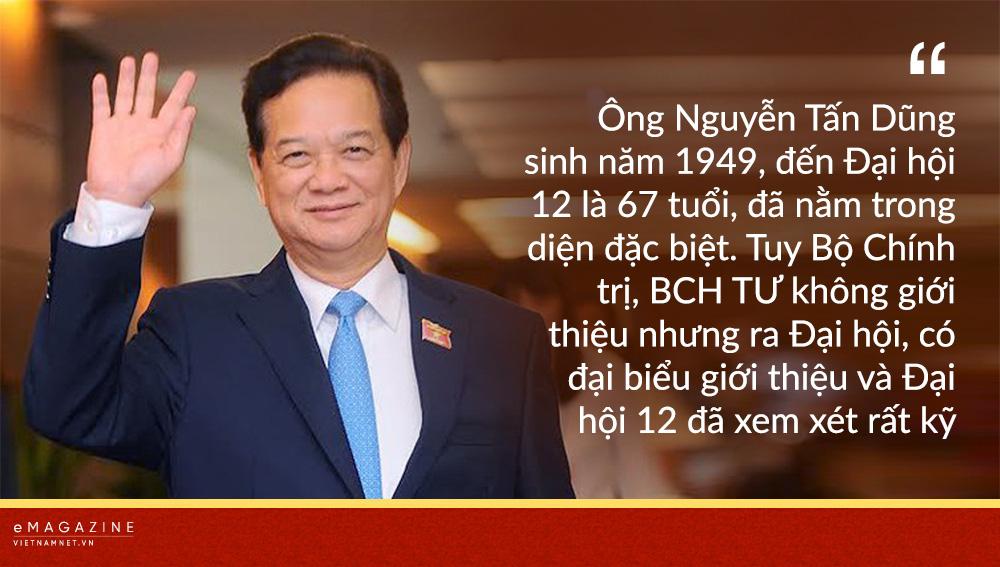 Cách thức giới thiệu trường hợp vào Bộ Chính trị, BCH Trung ương - Ảnh 7.