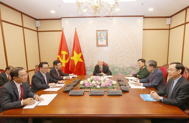 Quan hệ hợp tác giữa Việt Nam- Campuchia không ngừng được củng cố và phát triển sâu rộng  - Ảnh 2.
