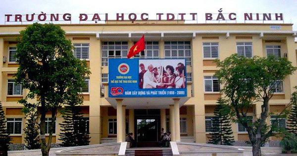Đại học Thể dục thể thao Bắc Ninh: Triển khai phòng, chống dịch Covid-19 trong tình hình mới - Ảnh 1.