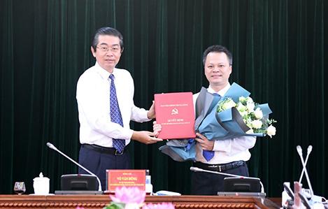 Trao quyết định nhân sự Viện KSND tối cao, Bộ Xây dựng, Ban Nội chính Trung ương - Ảnh 3.