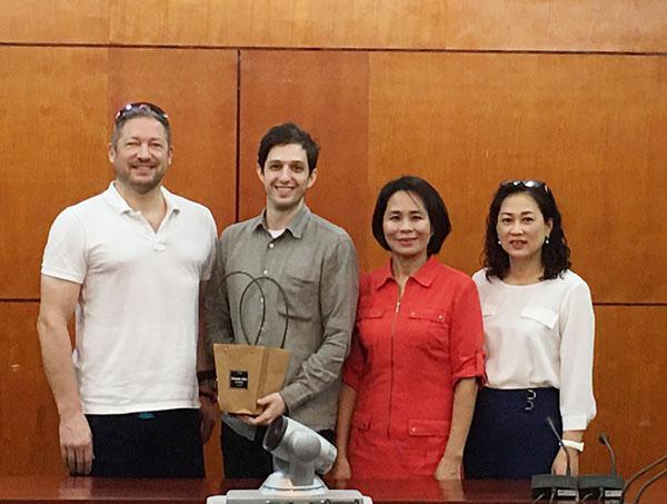 UNESCO mong muốn đưa VĐV quốc tế sang tập huấn tại Việt Nam: Nâng tầm lợi thế và uy tín của thể thao Việt Nam - Ảnh 1.