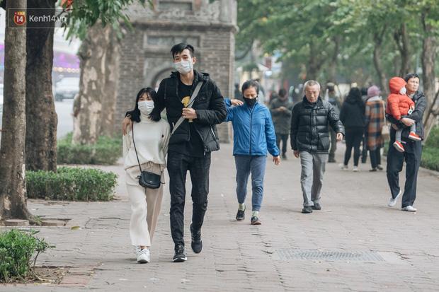 Tạm dừng tổ chức lễ hội tại không gian đi bộ hồ Hoàn Kiếm  - Ảnh 1.