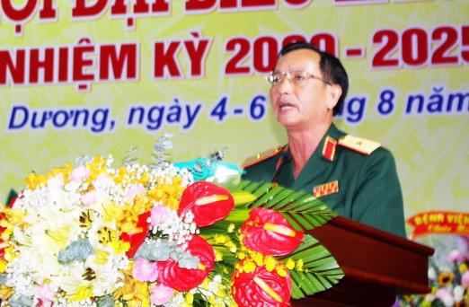 Nhiều Tướng Quân đội tiếp tục được tín nhiệm bầu giữ chức Bí thư Đảng ủy  - Ảnh 3.