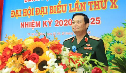 Nhiều Tướng Quân đội tiếp tục được tín nhiệm bầu giữ chức Bí thư Đảng ủy  - Ảnh 4.