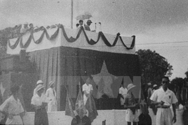 Hà Nội trong những ngày Cách mạng tháng 8 và Quốc khánh 2/9 lịch sử - Ảnh 7.